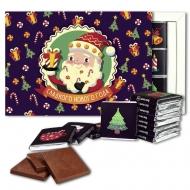 Сладкого нового года шоколадный набор (с208)