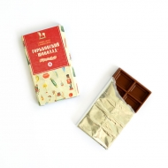 Шоко c Лого  27 грамм в картонной упаковке