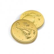 Медали с Лого 6 г Тиснение (39 мм)