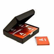 Коробочка с Лого 12 шоко по 5 грамм