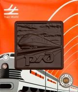 Шоколад 5 гр с логотипом Барельефный