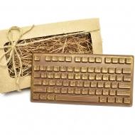 Шоколадная Клавиатура 17х8,5х1см (106)