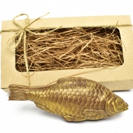 Шоколадная золотая рыба (179)