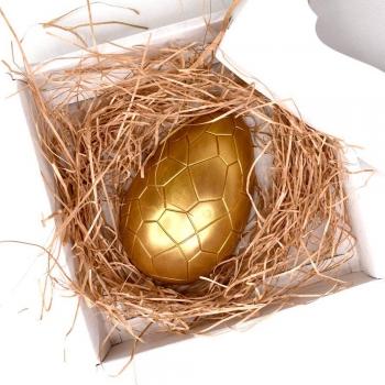 Шоколадное Яйцо Дракона 10х7х3см (013)