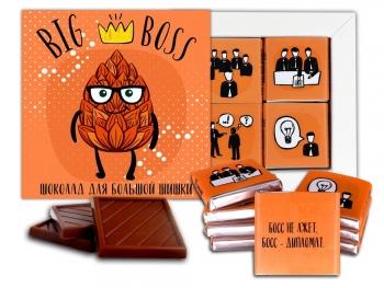 Шоколад для руководителя шоколадный набор (м095)