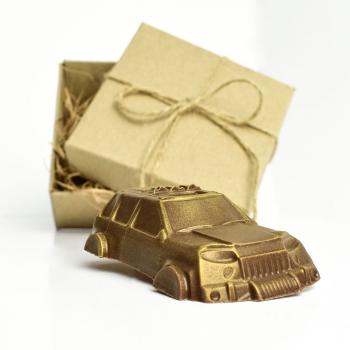 Шоколадный Джип 8,5х5,5х2 см (102)