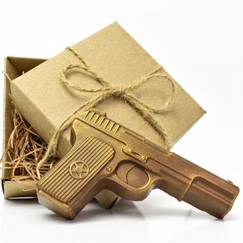 Шоколадный Пистолет (109)