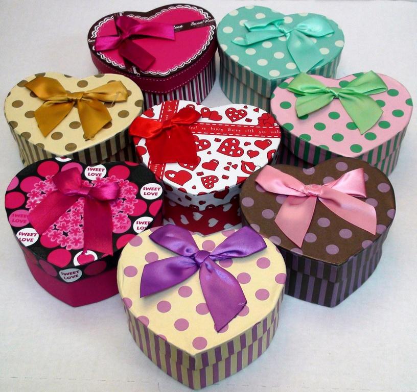 Подарки для девушки шоколад