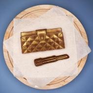 Дамская сумочка и Помада из шоколада (021/017)