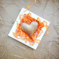 Шоколадное Сердечко 2 шт. в наборе (079)