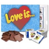 Love is шоколадный набор (с054)