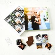 МАКСИ набор с фото 32 шоколадки