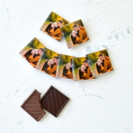 Плитка 5 грамм с Вашим Фото