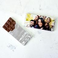 Нежнейший шоколад 100 грамм с Вашим Фото