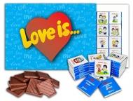 Love is... большой шоколадный набор (Б13)