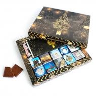 Весомый Шоколадный Набор с Лого 440 гр