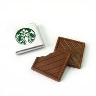 Шоколад 5 гр с Лого Премиум