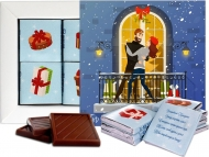 Ты мой лучший подарок Шоколадный набор (м202)