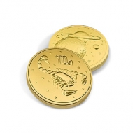 Шоколадные медали с Лого 6г. (39 мм)