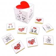 Свадебный кубик (n02)