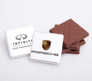 Шоколад 5 гр с Лого Стандарт