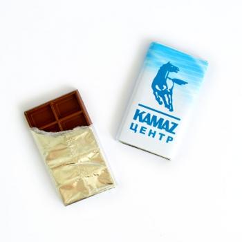 Шоко c Лого  27 грамм в бумажной упаковке