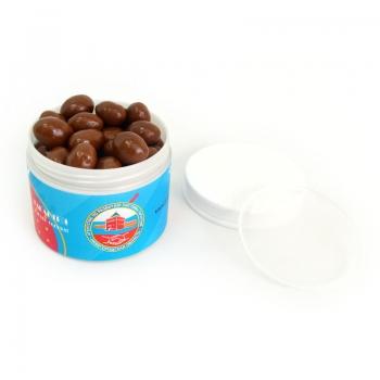 Арахис в молочной шоко глазури с Лого на Баночке, 100 грамм