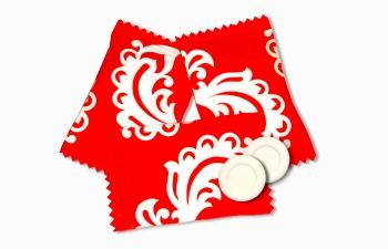 Фруктовый холодок с логотипом