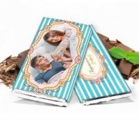 Замечательный подарок - шоколад с фото!