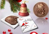 Шоколадное искусство